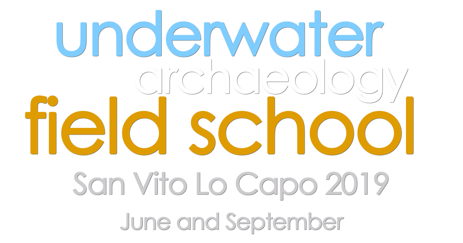 Underwater archaeology field school 2019